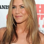 Jennifer Aniston Long Straight Hairstyle with Layers