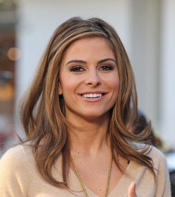 Long Straight Hairstyles with Layers 2013