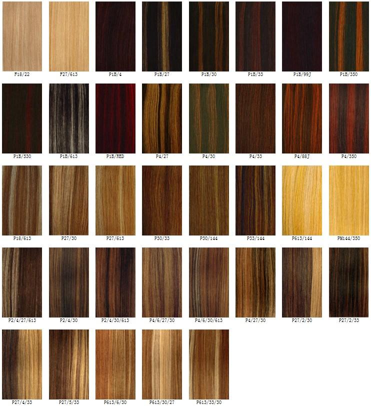 P&F Mixed Color