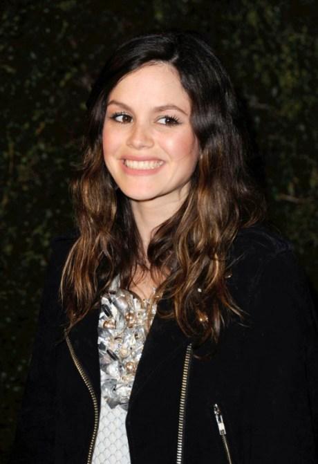 Rachel Bilson Long Tousled Wavy Hairstyle
