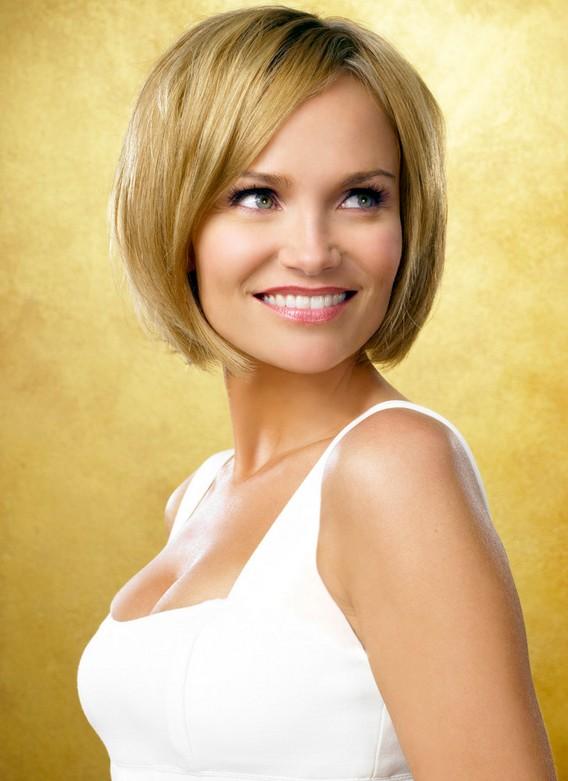 Cute Short Bob Haircut for Women - Short Hairstyles for 2015