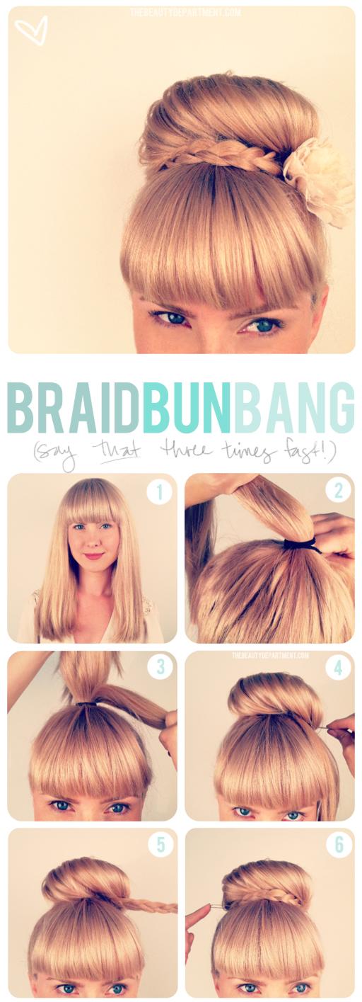 Braiding Tutorials: how to braid your hair (5)