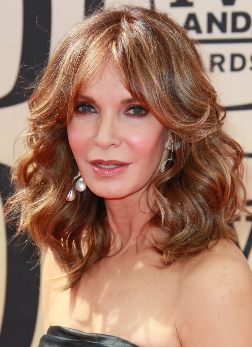 Wavy Hairstyles for Women Over Age 50
