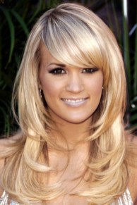 Long Straight Layered Hairstyles for Women