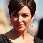 Popular short haircut 2014