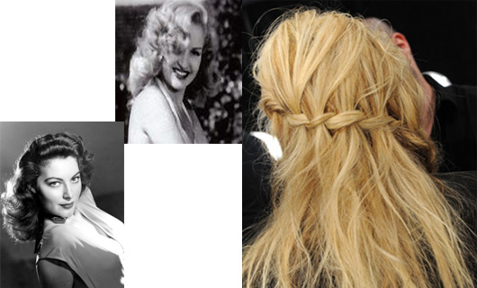 shoulder length hairstyle trends 2013