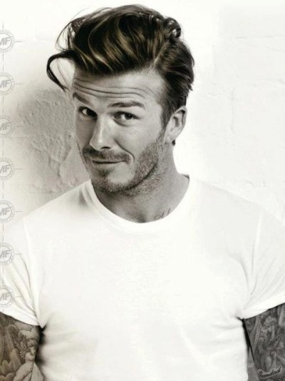 Recent David Beckham Hairstyles for Casual and Formal Events