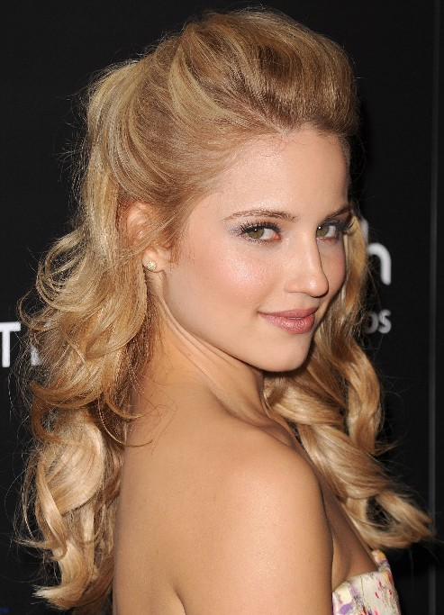 2013 Beautiful Long Curly Hairstyles for Prom 2013