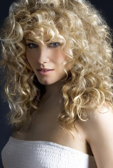 Best Curly Hairstyles 2013