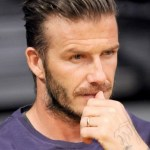 David Beckham Fashion Hairstyles