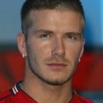 David Beckham Short Buzz Haircut for Men