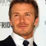 David Beckham Spiked Hairstyle: Cool Haircuts for Men 2013