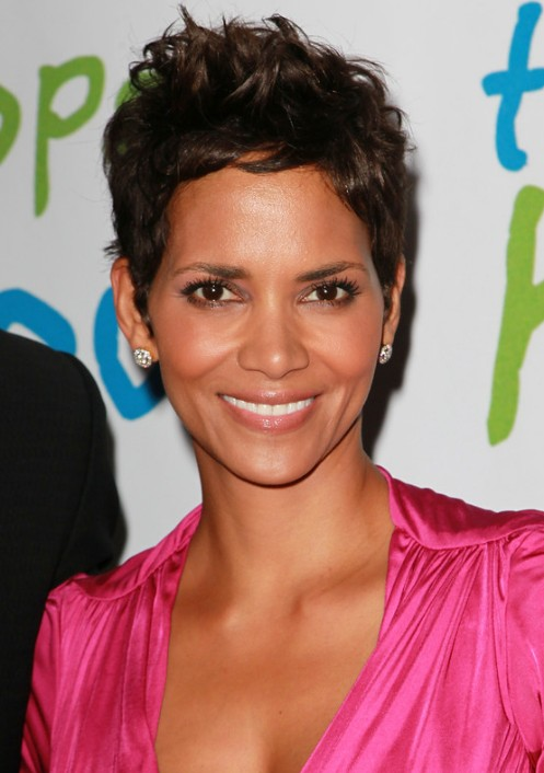 Halle Berry Pixie Haircut For Women Over 40s Hairstyles