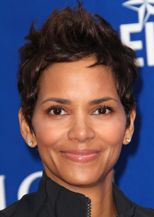 Halle Berry Short Hairstyles Pixie Cut Hairstyles Weekly
