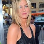 Jennifer Aniston Bob Hairstyles: Beautiful Sleek Ombre Hair!