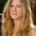 Jennifer Aniston Long Wavy Hairstyles: Sexy Blonde Wavy Hair with Layers