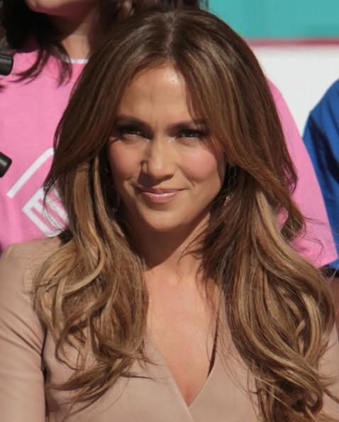Jennifer Lopez Hairstyles
