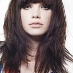 Popular Layered Medium Hairstyles