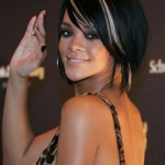 Rihanna Short Bob Hairstyle: A Great Short Bob Cut for Summer