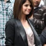 Selena Gomez Short Bob Hair Styles Cute Straight Bob Cut