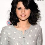 Selena Gomez Short Hairstyles: Black Curly Haircut for Girls