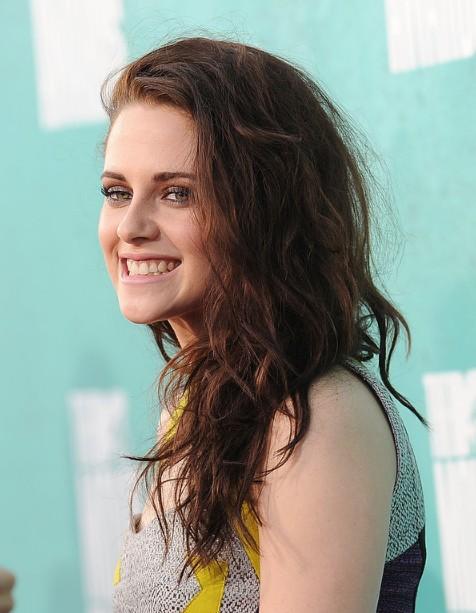 Kristen Stewart Long Wavy Hairstyles
