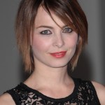 Violante Placido Short Bob Haircut