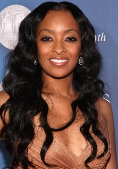 Dark African American Hairstyle