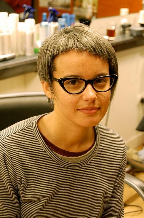 2013 Asymmetrical Bob Haircut for Women
