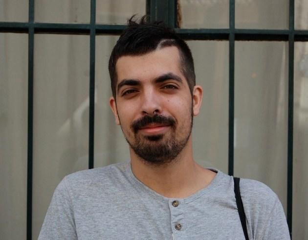 2013 Cool Short Black Haircut for Men