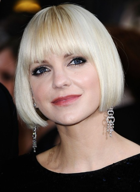 Anna Faris Short Haircut
