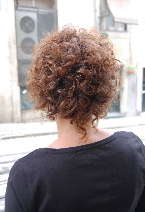 Feminine And Seductive Soft Curly Bob Hairstyles Weekly