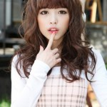 Cute Japanese Girls Hairstyles 2013