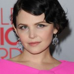 Ginnifer Goodwin Adorable Subtle Finger Wave Hairstyle
