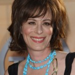 Jane Kaczmarek Layered Hairstyle with Bangs for Women Over 50