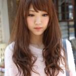 Korean Girls Hairstyle