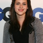Kristen Stewart Cute Casual Layered Hairstyle