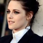 Kristen Stewart Feminine Braided Updo