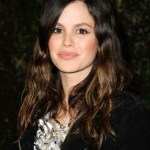 Rachel Bilson Long Wavy Highlighted Hairstyle