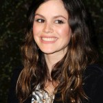 Rachel Bilson Long Wavy Ombre Hair