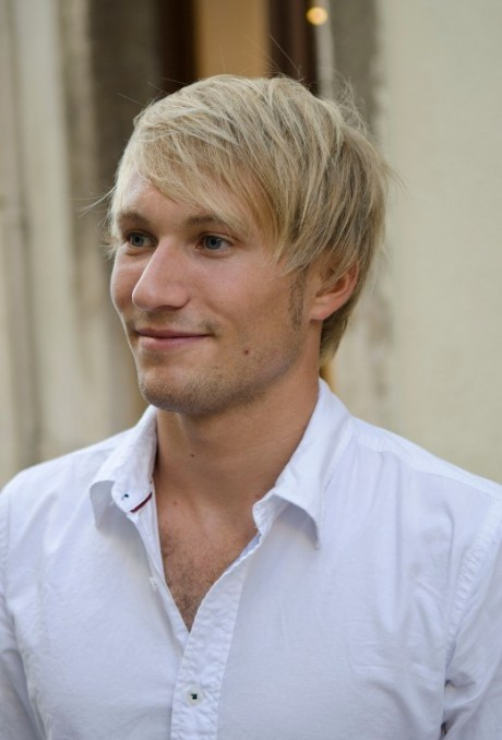 2013 Hairstyles for Men - Classic Casual Short Haircut for Guys