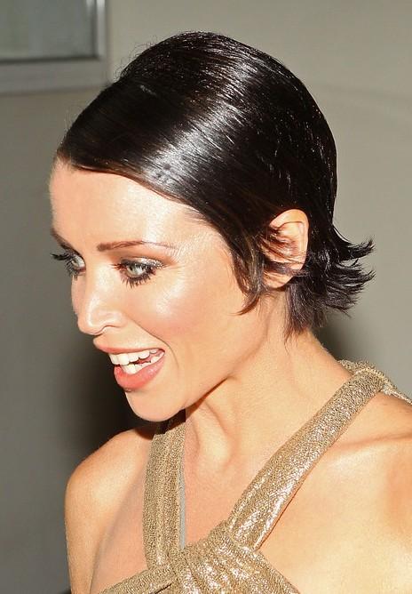 Sexy Sleek Sassy Pixie Cut For Women Dannii Minogue