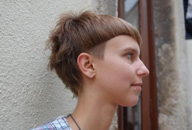 Fantastic Asymmetric Short Hairstyle