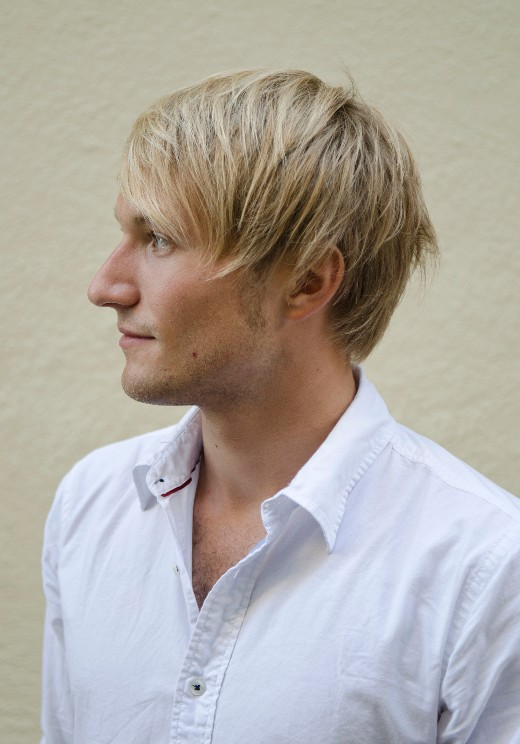 Side View of Short Haircut for Men - Best Hairstyles for Men 2013