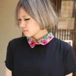 Japanese Girls Bob Hairstyle 2013