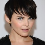 Ginnifer Goodwin Short Haircut with Bangs - Chic Short Cut for Female /Getty Images