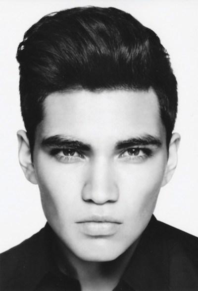 Mens hairstytles 2013