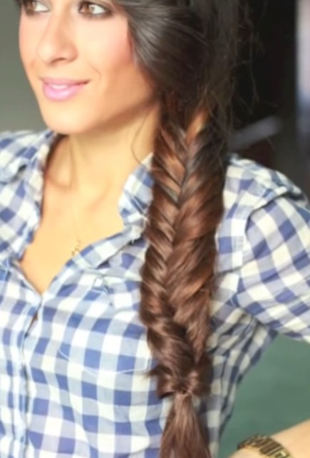 Everyday Fishtail Braid
