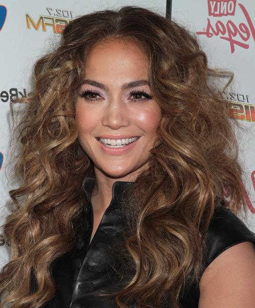 Jennifer Lopez Light Brown Hair