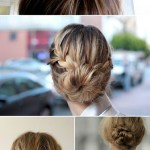 Most popular updos for summer